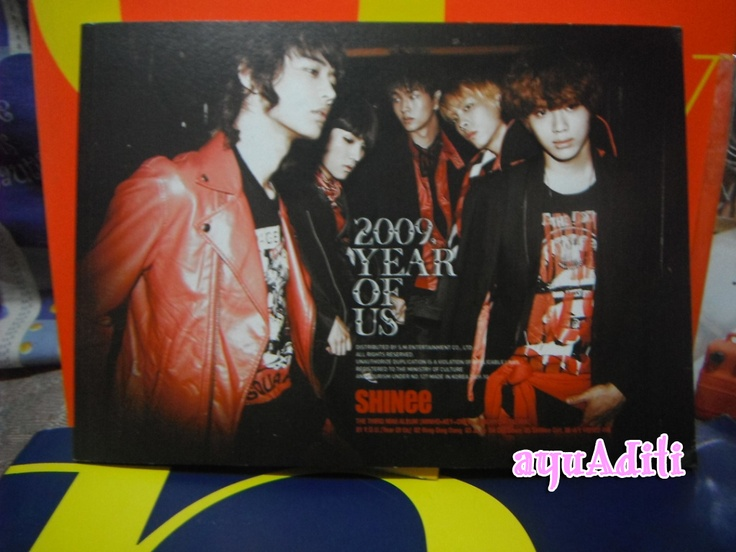 [album] SHINee - 2009, Year of Us