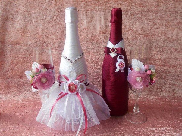 Одежка для бутылок ;)