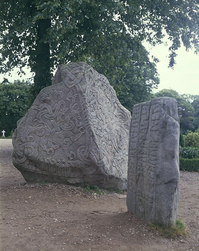 Denmark's Early History and the Jelling Stones