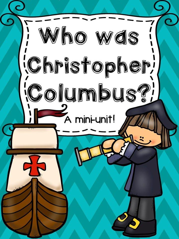 Who was Christopher Columbus? A mini unit!