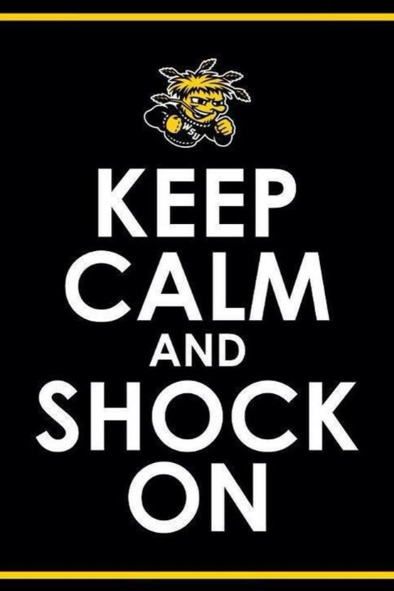 Go! Wichita State University (WSU)          GO Shockers!