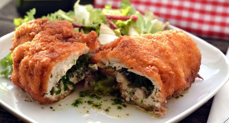 Kijevi csirkemell recept | APRÓSÉF.HU - receptek képekkel