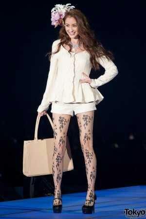 2013 Tokyo Girls Fashion Show