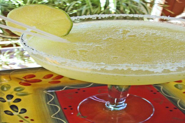Emeril's Fresh and Fierce Margaritas. Photo by Bev
