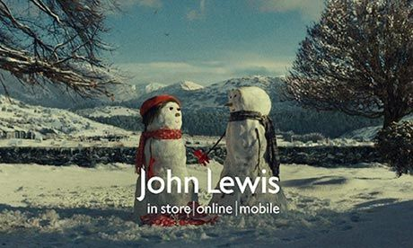 John Lewis are best known for their heart warming Christmas adverts.