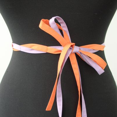 Sew a Colorful Braided Belt