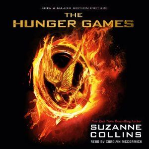 Amazon.com: The Hunger Games (Audible Audio Edition): Suzanne Collins, Carolyn McCormick, Scholastic Audio: Books