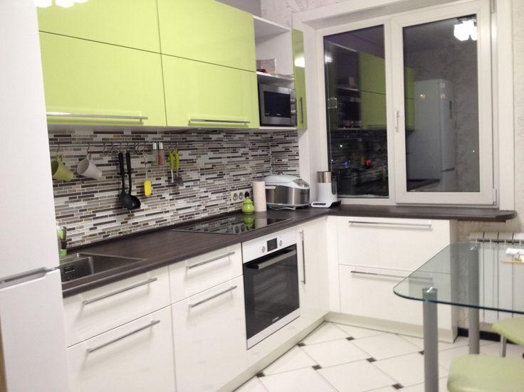 Кухня 9 кв.м. (24 фото). Лучшие идеи дизайна, интерьера кухни 9 кв.метров