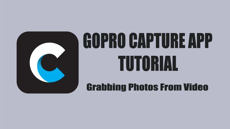 How To Extract Photos From GoPro Videos With Capture App
