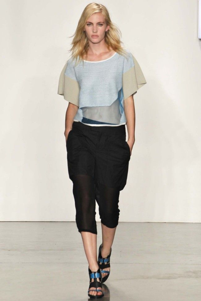 Helmut Lang Ready-to-Wear S/S 2013 gallery - Vogue Australia