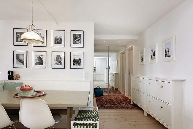 简洁白色loft设计 - 居宅 - 室内设计师网