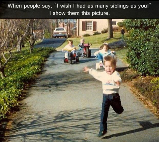 brothers and sisters funny pictures - Visit us by clicking on the image to see more on humor and fun.