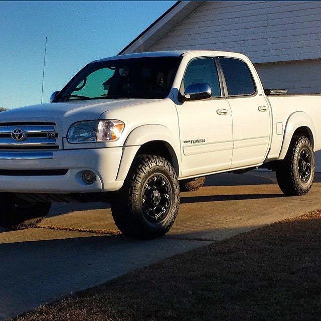 Very Similar To The 2005 Toyota Tundra Double Cab I Had