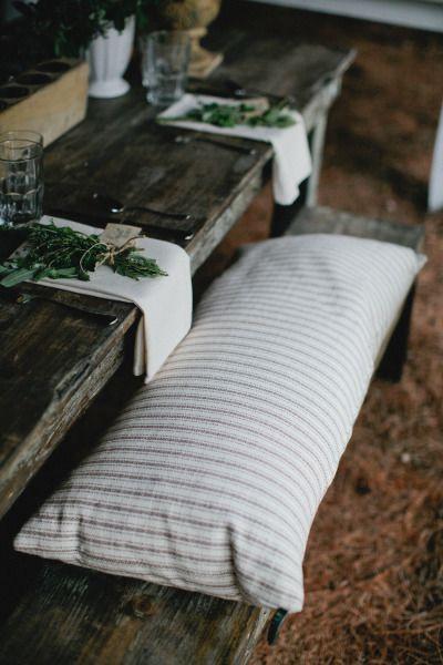 Photography by kristynhogan.com  Read more - http://www.stylemepretty.com/2013/09/06/french-farm-inspired-photo-shoot-from-kristyn-hogan-cedarwood-weddings/