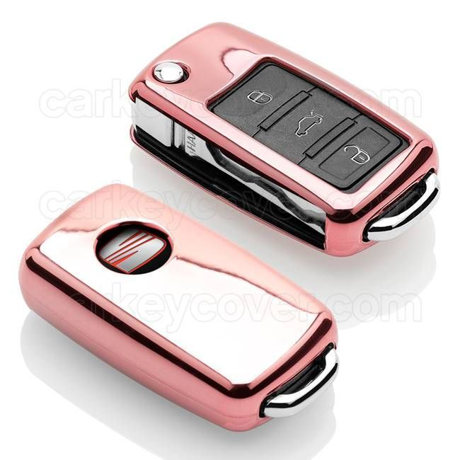 Car Key Cover Rose Gold Seat Key Covers Rose Gold Car Gold