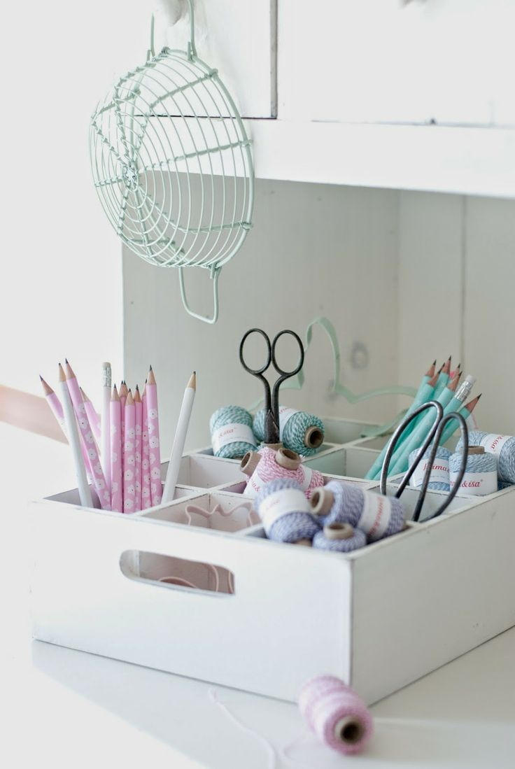 Minty House, pastel love, pastels, twine