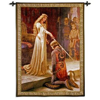 Fine Art Tapestries The Accolade BW Tapestry
