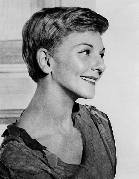 Mary Martin as Peter Pan, 1954 - 1955, public domain via Wikimedia Commons.