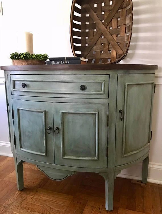 Sold Entry Table Farmhouse Cabinet Entry Cabinet Painted Console Console Table Pick Up Only Annie Sloan Painted Furniture Entry Cabinet Farmhouse Entry Table