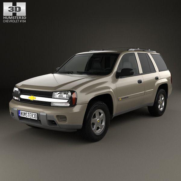 02 09 Chevrolet Trailblazer Ss Billet Front Bowtie Motor