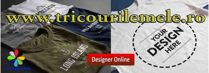 Tricouri Personalizate, Hanorace Personalizate, Online