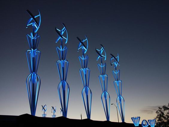 These Creative Wind Turbines Will Have You Rethinking What You Know About Wind Power Wind turbines don't have to all look the same. Here are some that are helping cities go green—and look like art in the process