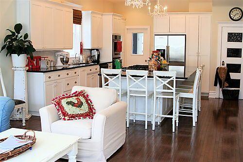 Search - shabby chic - shabby chic kitchen photos