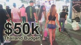 Travelling Thailand on a $50,000 Budget, from @topupyourtrip Daily Budget Travel Paper TopUpYourTrip.com Maximize your travel quotient ©, here with the latest, up-to-date news, tips & tricks on Budget, Value Travel & Holidays worldwide