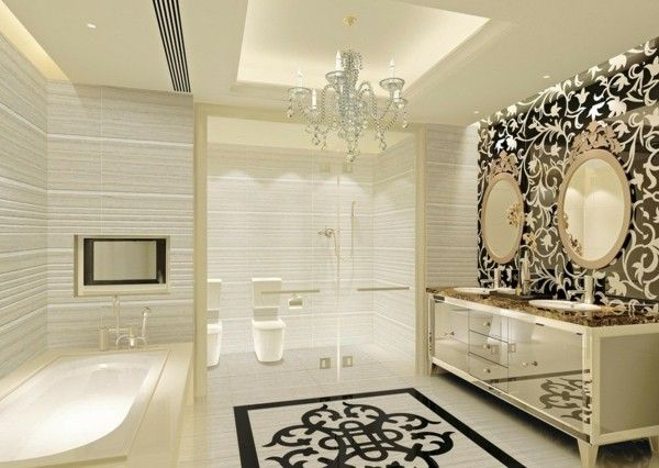 746 best Dekoration images on Pinterest Decorations, Decorating - deko ideen badezimmer wandakzente