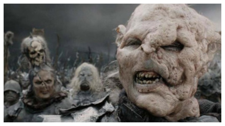 Becoming an Orc - Things You Never Knew About The Lord of