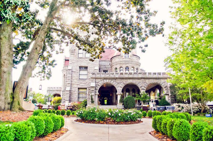 18 FairyTale Castle Wedding Venues in America Atlanta