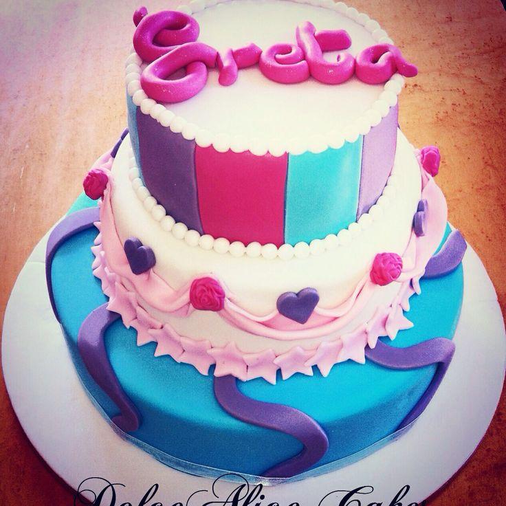 Tao Birthday Cake
