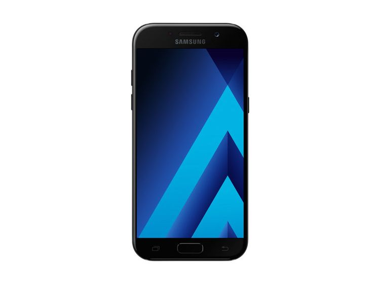 With sleek metal sides, front glass display and curved glass back, the Galaxy A5 looks as good as you do.