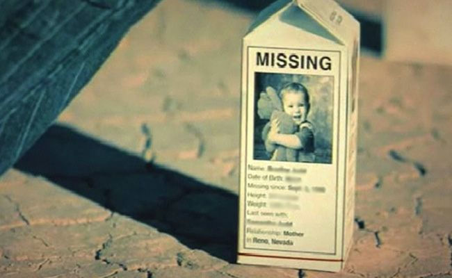 "Little Girl Spots Herself On Milk Carton, Has No Idea What ""Missing"
