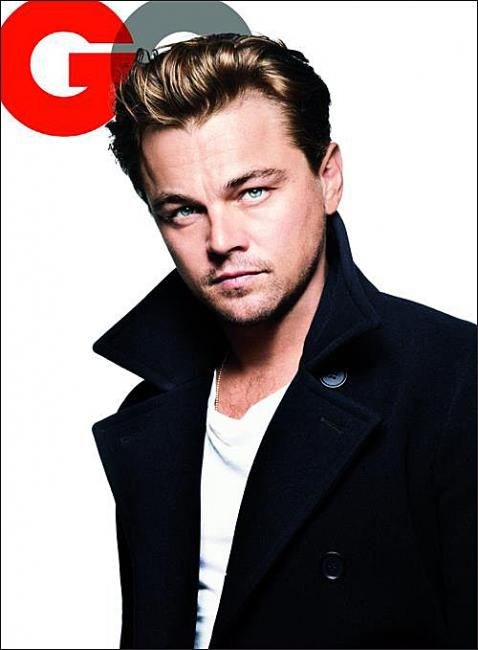 leonardo dicaprio....i still have a crush on him after 13 years...still going strong <3 hahaha