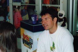 Zoboomafoo - Chris - Old Navy Store - Novi, MI - July 29, 2000