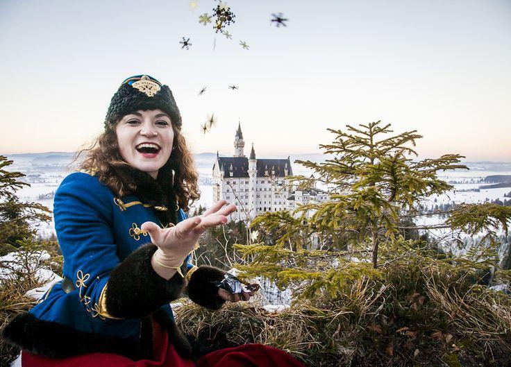 Королевская сказка - MHPI #mhpi #мхпи #munchen #мюнхен #юнкера #форма #uniform