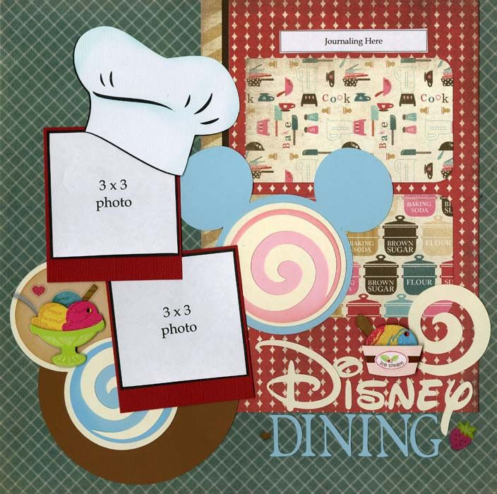 485 Best Disney Scrapbook Images On Pinterest Scrapbooking Ideas
