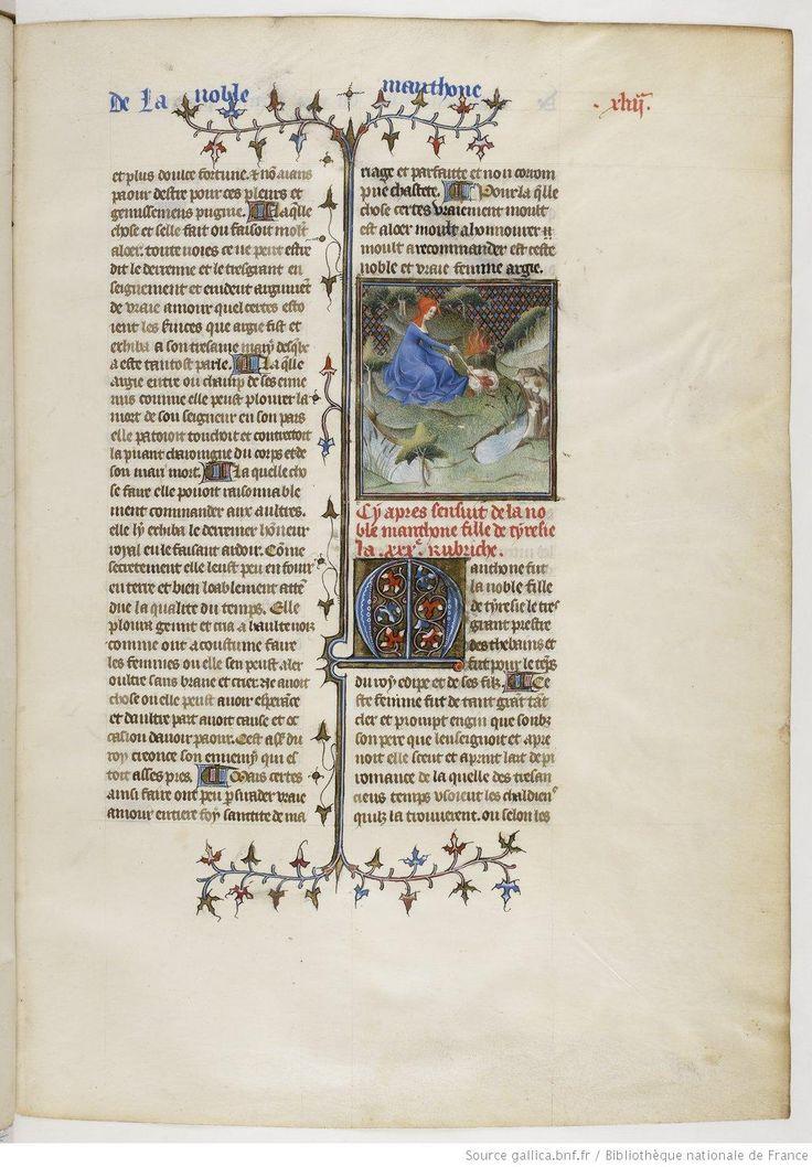 De Claris mulieribus, fol. 43.