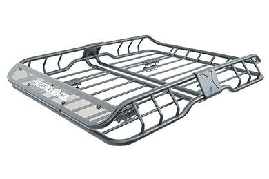 Rhino Rack Roof Mount Cargo Basket - Best Price on Rhino Roof Cargo Baskets autoanything.com