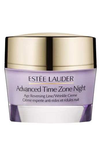 Estée Lauder 'Advanced Time Zone Night' Age Reversing Line/Wrinkle Creme available at #Nordstrom