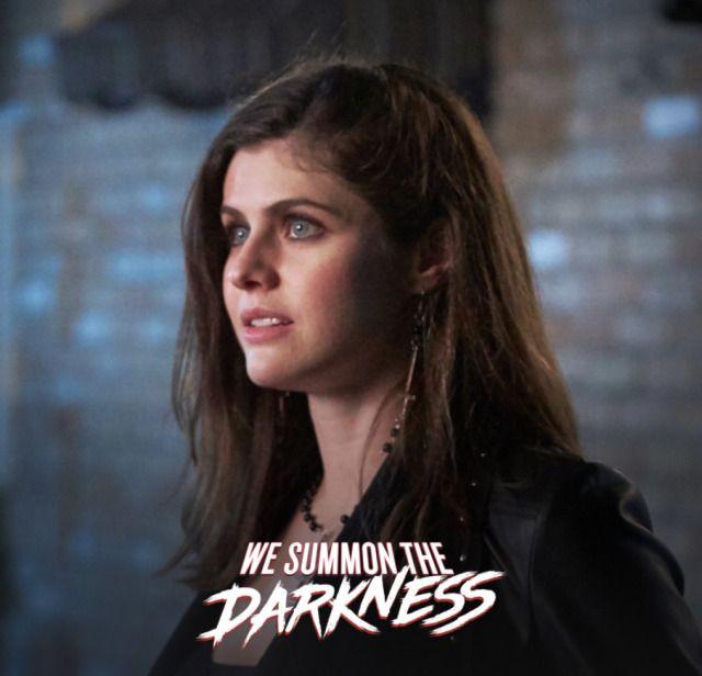 We Summon The Darkness In 2020 Alexandra Daddario Alexandra D