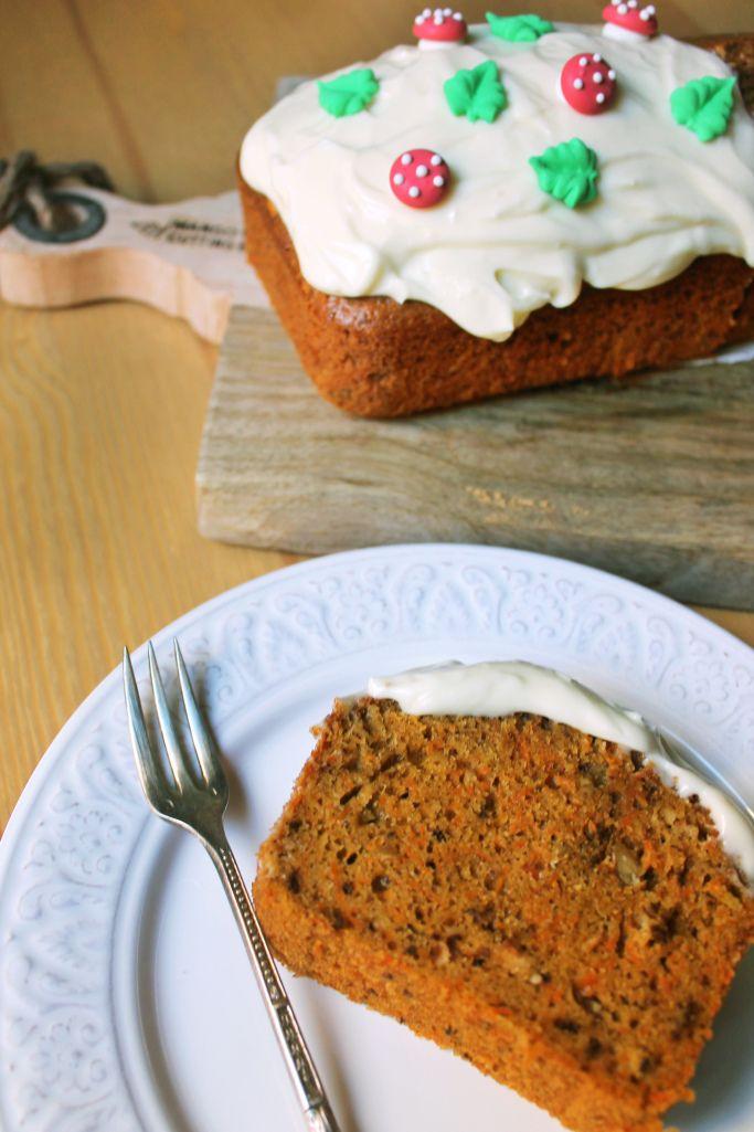 COMO HACER TARTA DE ZANAHORIA CARROT CAKE RECETA BLOG