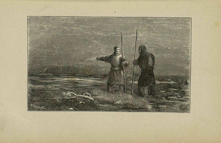 Лапландцы или лопари.