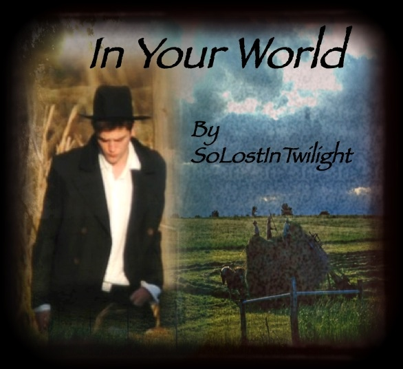 In Your World by SoLostInTwilight (Pulled - Romance/Drama) Bella is running from her life when it takes an unexpected detour, To Amish Country in rural Iowa where she finds sanctuary with a caring family. And meets a man who draws her into his world. Welcome to the world of Amishward that is SO well written that it's well worth purchasing once it's been published. One of my fave fics of all time!!!