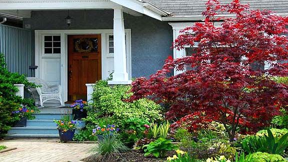 29 best images about curb appeal ideas on pinterest for Curb appeal landscaping ideas