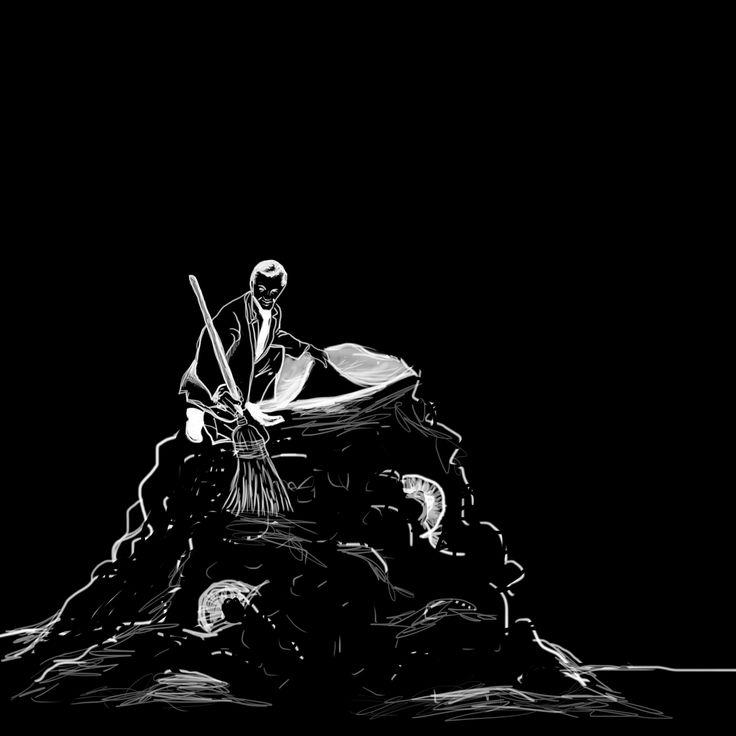 Cabros dejen de tapar las cosas con un dedo, asuman los errores,  no escondan el tumulto de basura que van dejando atrás o abajo!. Miren mejor como hacerse cargo, reciclar hasta el mas mínimo desecho para convertir este cerro de mierda en un cerro constructivo y eficiente. (Esto está ligado desde acciones de tu vida, hasta recuperar nuestro planeta que se esta llenando de mierda, ya sea desde cosas hasta personas).   #nocultestuverdad