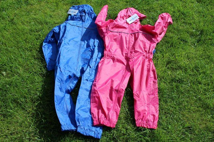 Dry Kids All in One Waterproof Suit