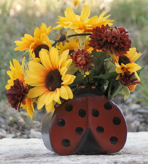 Sunflower Home Decor: 164 Best Images About Flower Arrangements On Pinterest