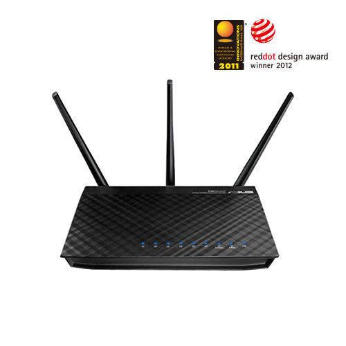 Asus RT-N66U DSL Router